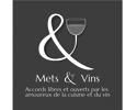 restaurant met-et-vins logo